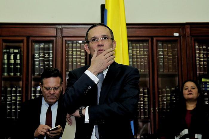 Congreso impugnó actos jurídicos que 'reviven' Circunscripciones de Paz