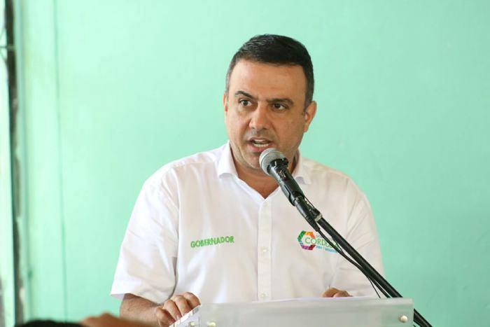 Edwin Besaile, gobernador de Córdoba, suspendido por tres meses