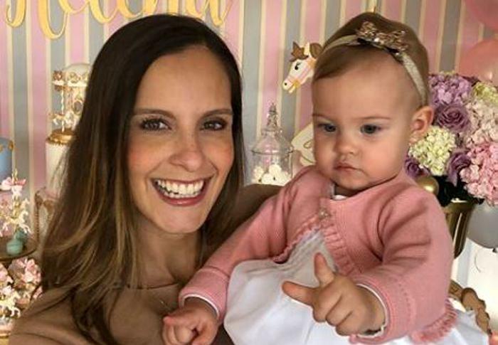 Laura Acuña está embarazada, así confirmó la noticia