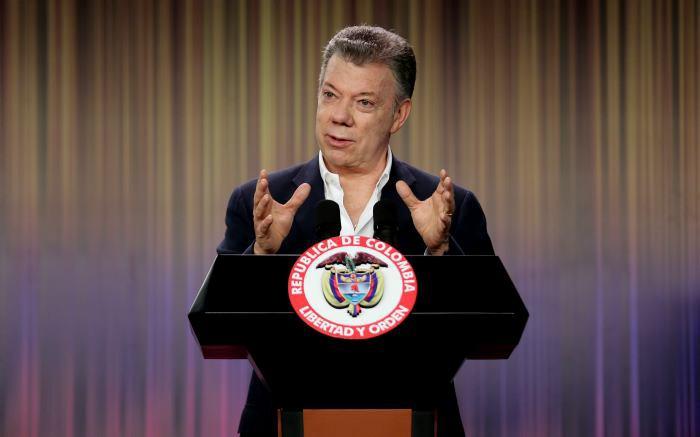 Santos posesionará este lunes a los magistrados de la JEP