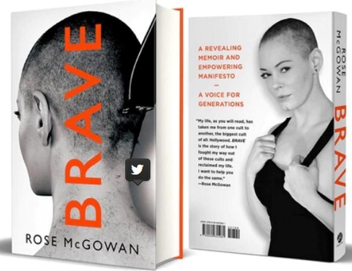 Rose McGowan narró cómo la violó Harvey Weinstein en un jacuzzi