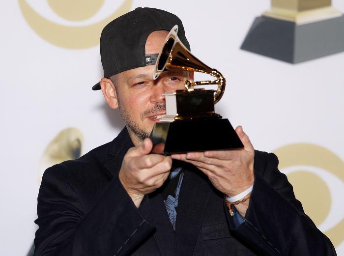 Aunque no acudió a recibirlo, Shakira reaccionó así al obtener en Grammy