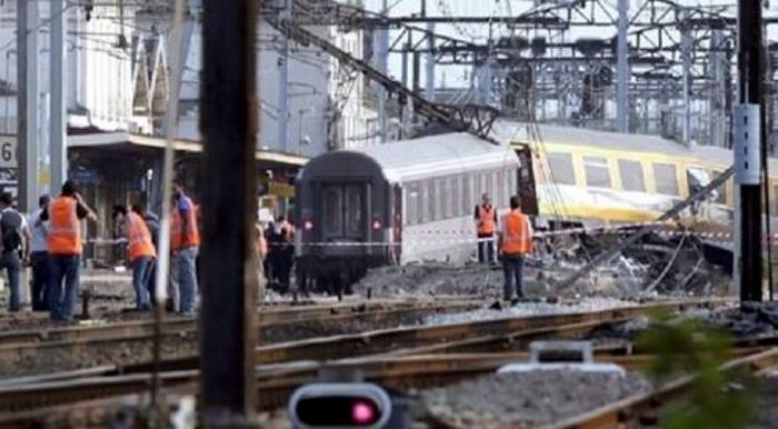 FOTOS | Al menos 200 heridos dejó choque entre trenes en Sudáfrica