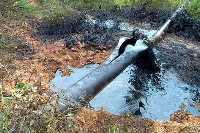 Atentan contra el oleoducto Caño Limón-Coveñas en Arauca