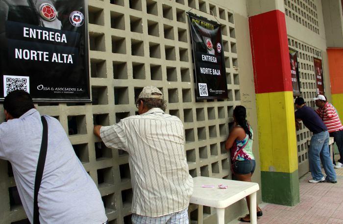 Inspeccionan oficinas de Fedefútbol por reventa de boletas de eliminatoria
