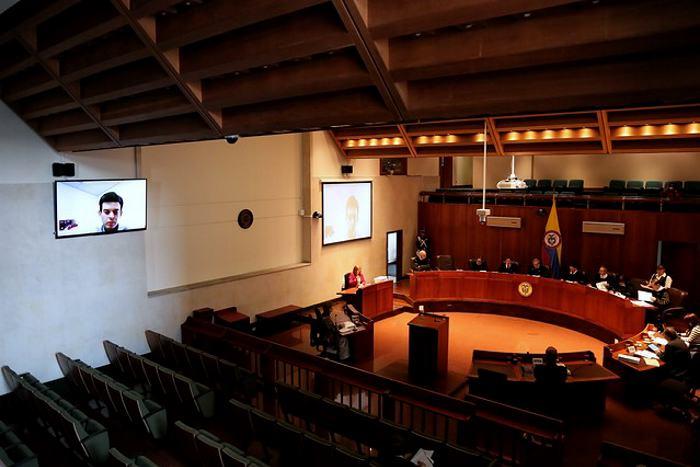 Corte Suprema de Justicia avaló principio de oportunidad a Alejandro Lyons