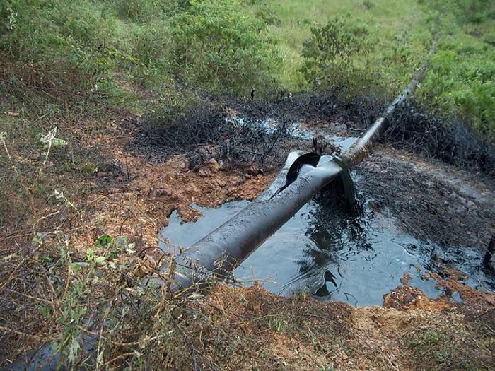 Coveñas en Toledo: Ecopetrol denunció nuevo atentado contra el oleoducto Caño Limón