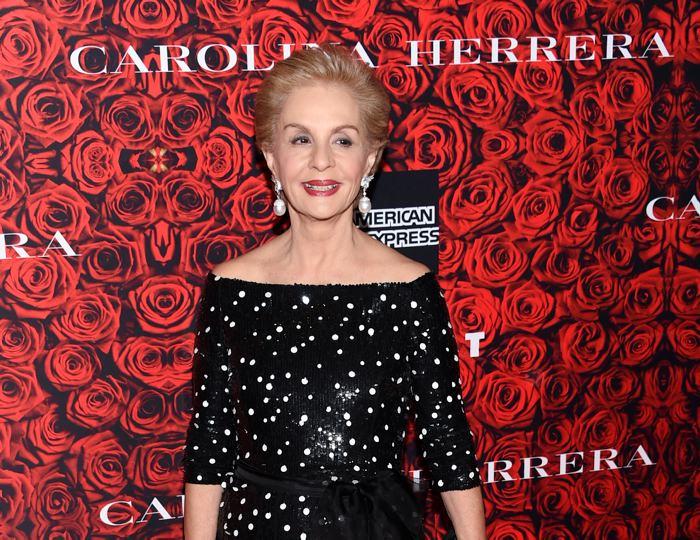 57394b51d0bc Carolina Herrera deja la dirección creativa de su marca   EL ...