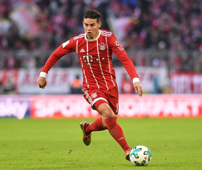 Bayern pone un pie en cuartos
