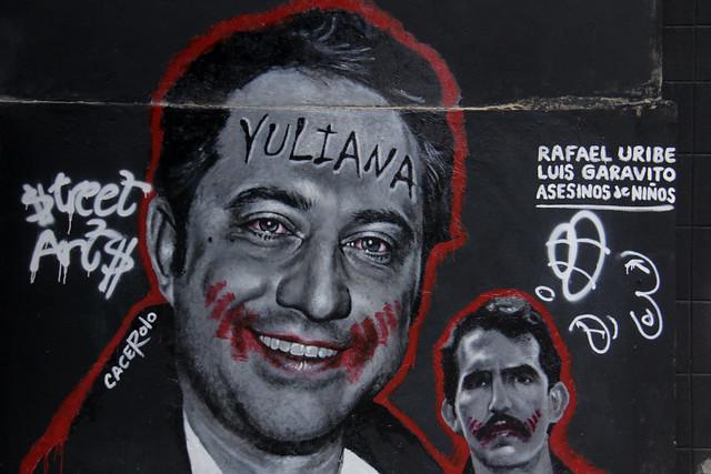 Rafael Uribe Noguera compartirá cárcel con Garavito