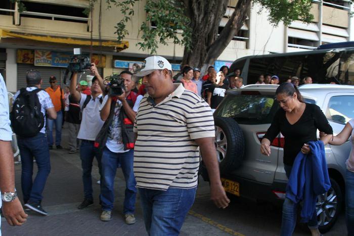 Imputan cargos a seis de los siete integrantes del 'clan Quiroz'
