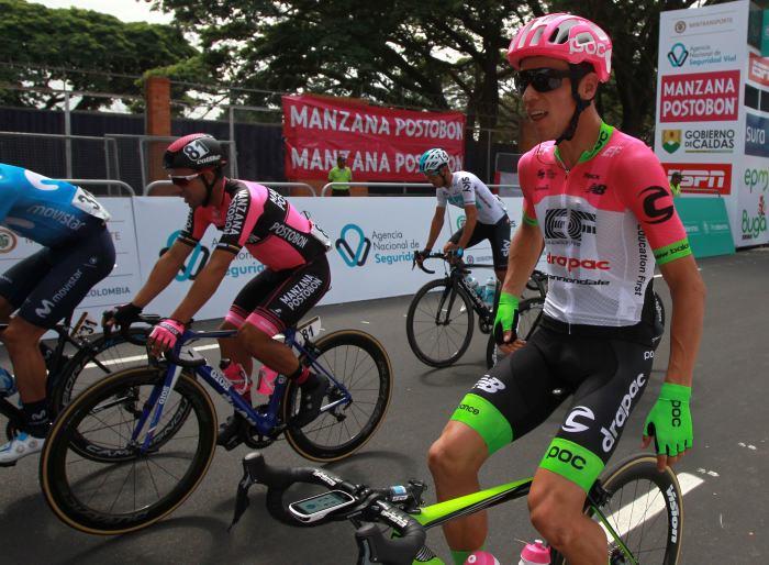 Rigoberto Urán ganó quinta etapa de la Colombia Oro y Paz