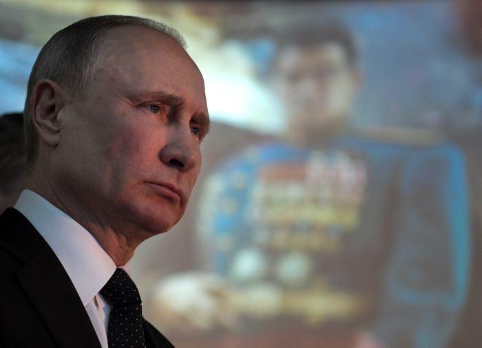 Putin es registrado como candidato a elecciones presidenciales