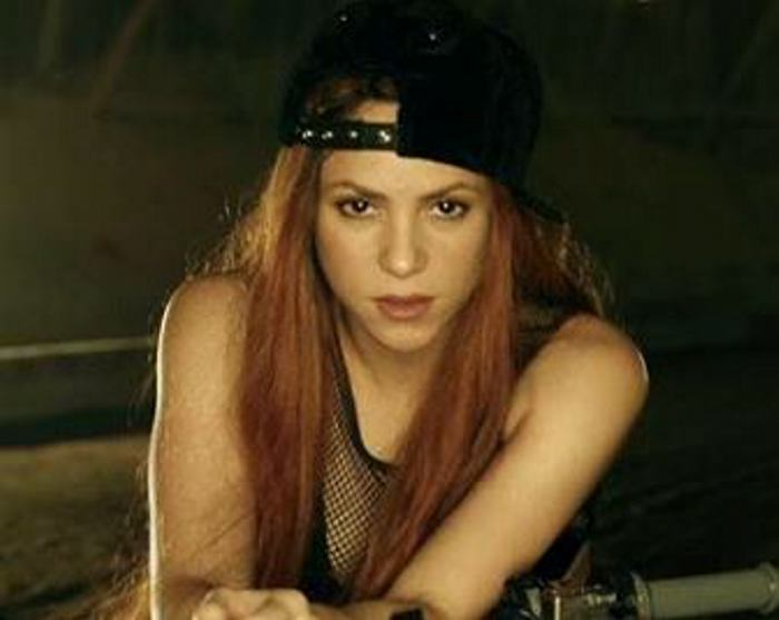 Shakira volvió a cantar: