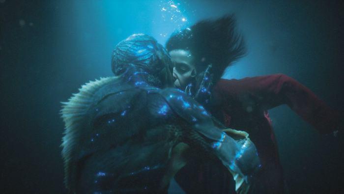 Censuran en China la película 'La Forma del Agua'