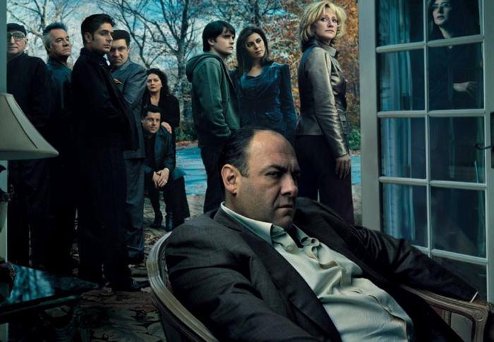 'Los Sopranos' tendrá una precuela en el cine [FOTOS]