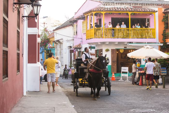 hermosa casa de bacalao de cabo Cartagena Un Fantstico Escenario Para Videos Musicales