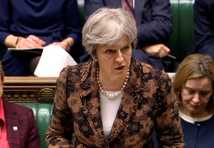 Rusia responsable de acto contra exespía: Theresa May