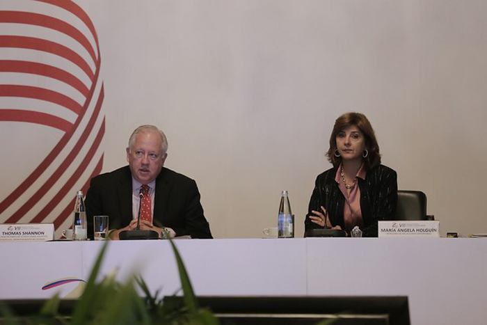 Colombia y EEUU estrecharán su cooperación para combatir crimen transnacional