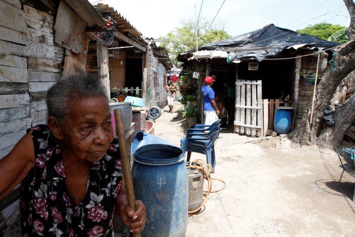 La pobreza se redujo en Colombia en 2017