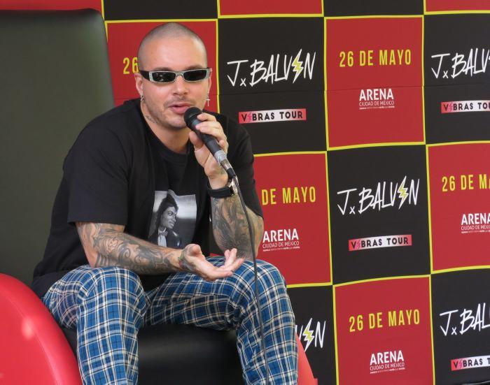 'Las mujeres son las que más consumen reggaeton': J Balvin