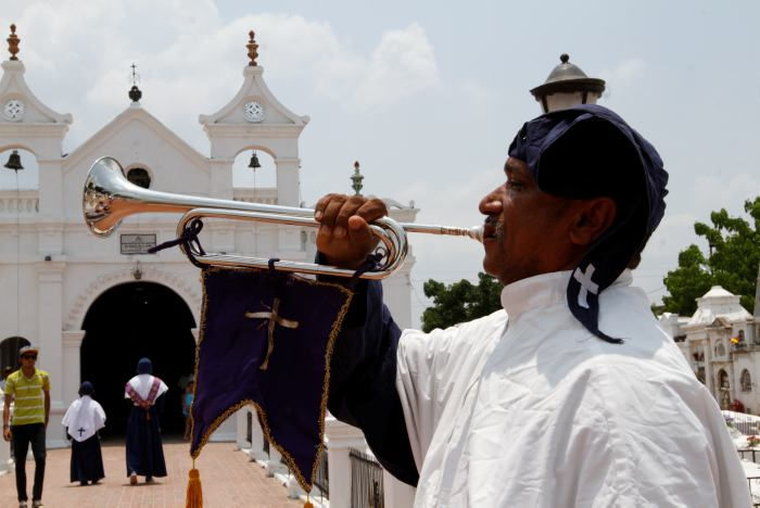 Domingo de ramos celebra el triunfo de Jesucristo — Obispo