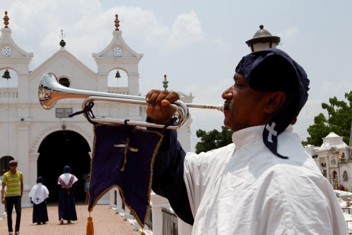 Inicia Diócesis de Gómez Palacio celebraciones de Semana Santa