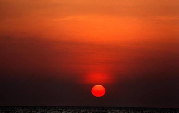 Despedida de verano y pálpito de un otoño anticipado — Clima en Resistencia
