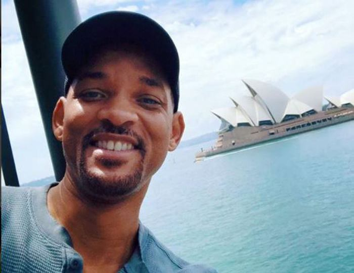 Will Smith a ritmo de Nicky Jam y J Balvin