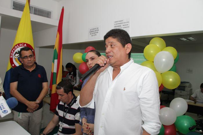 CNE deja en firme candidatura a la alcaldía de Quinto Guerra — Cartagena