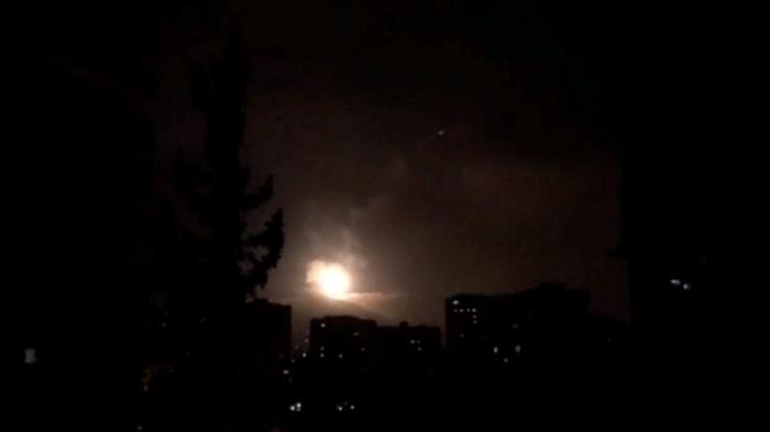 EU, Francia y Reino Unido inician ataque con misiles en Siria