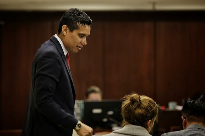 Abogado de Pedro Aguilar ya había engañado a otro juez