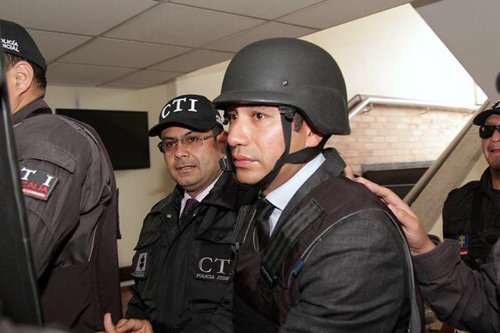 Gustavo Moreno no aceptó cargos imputados por la Fiscalía