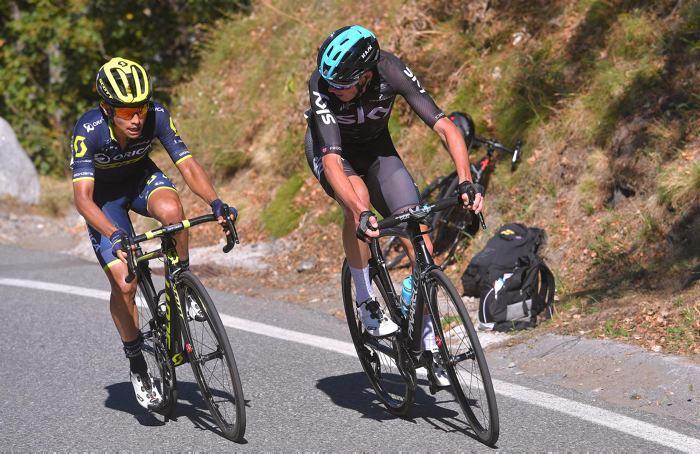 Giro de Italia 2018: El Movistar, muy motivado para afrontar el reto