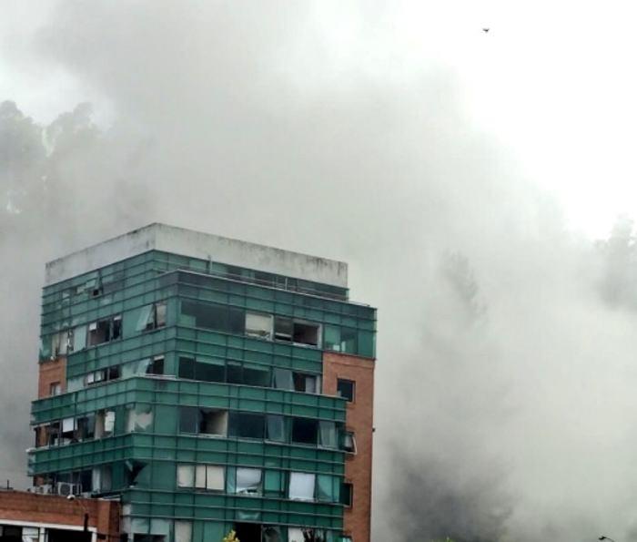 Explosión en Clínica Sanatorio Alemán de Concepción deja múltiples lesionados