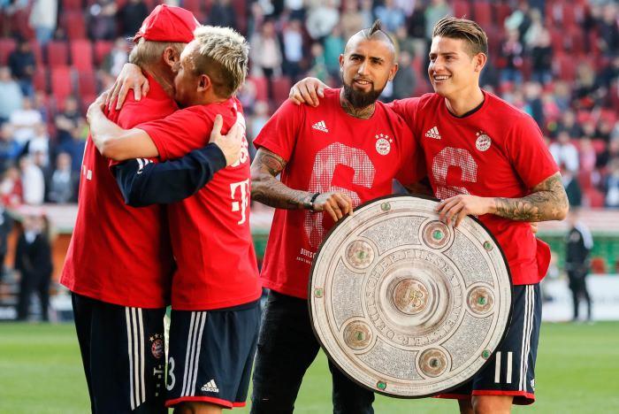 Ni Bayern Múnich ni Real Madrid: James Rodríguez cambiaría de aires