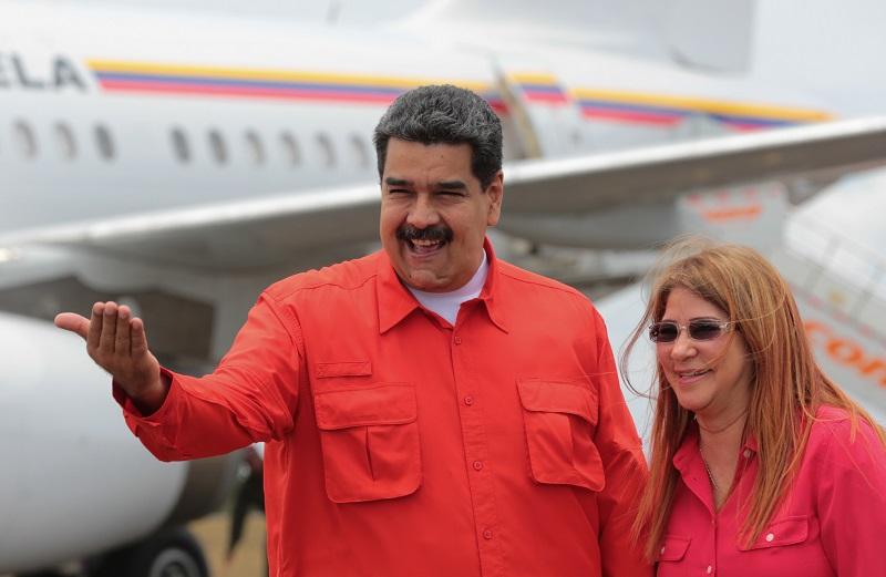 Nicolás Maduro inició campaña electoral para su reelección presidencial