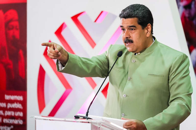 Maduro llamó a consolidar la paz y el renacimiento económico