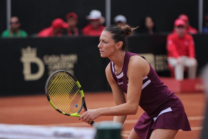 Mariana Duque gana su primer titulo desde 2014