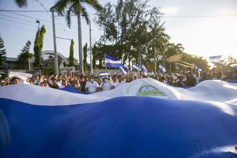 Asamblea Nacional de Nicaragua llama al diálogo por la paz