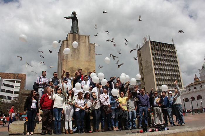 Asesinaron a los tres periodistas secuestrados por las FARC