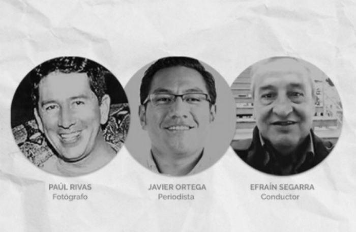 Colombia no confirma autenticidad comunicado sobre periodistas ecuatorianos