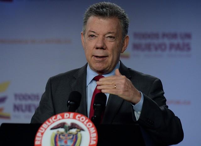 Santos realizará visita oficial a Alemania, Italia y Hungría