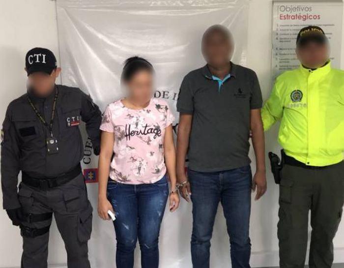 Capturan hijo del alcalde de Buenaventura por presunto lavado de activos