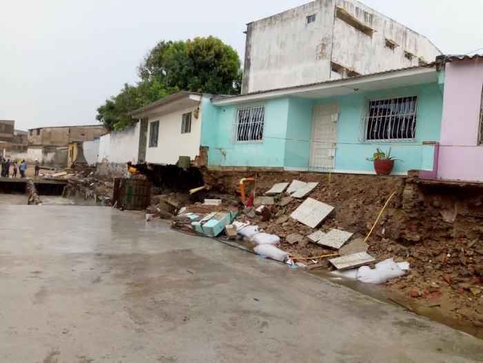 Menor desapareció en arroyo en Barranquilla