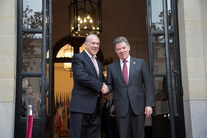 Colombia ingresa en la OTAN