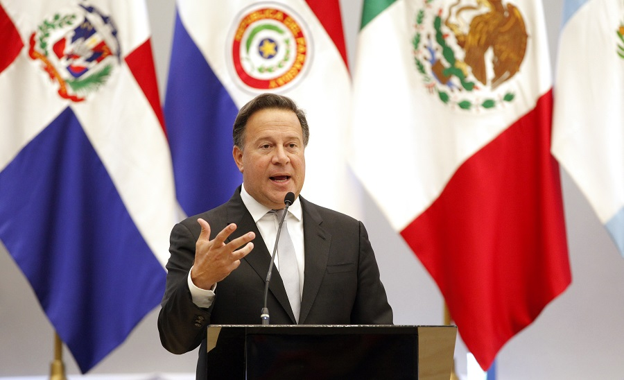 Varela viaja este viernes para visita oficial a Reino Unido e Israel