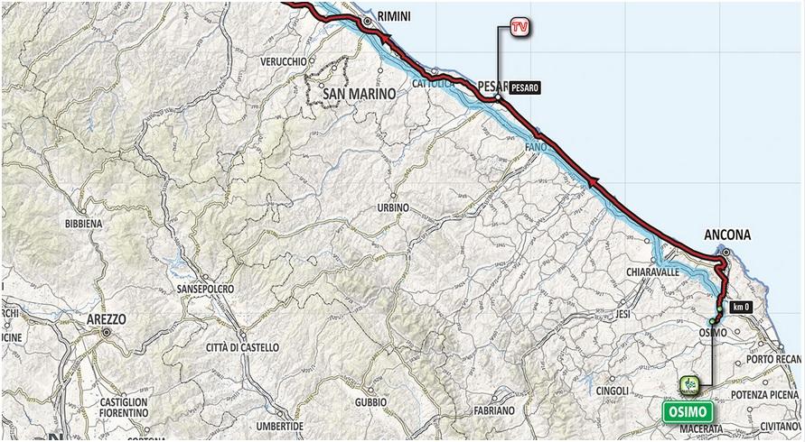 """Sam Bennett gana etapa 12 del Giro"""""""