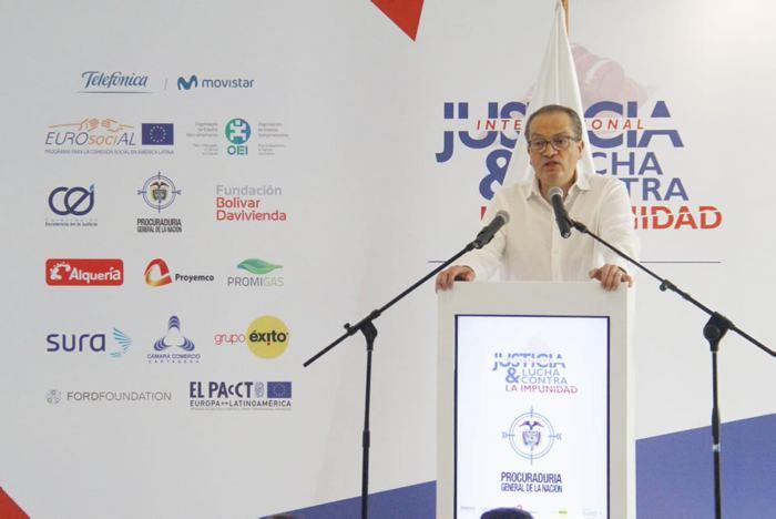 JEP a embajador Kevin Whitaker: actuamos conforme a las leyes colombianas