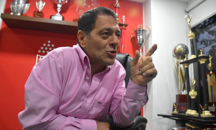 América de Cali se queda sin presidente, ¡Tulio Gómez se va!